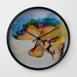 fantasy1 Wall Clock