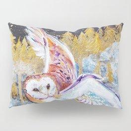 Barn Owls Pillow Sham