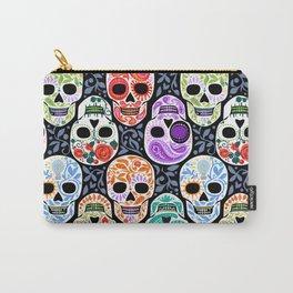 Calaveras_ Sugar Skulls_Celebracion del Color_RobinPickens Carry-All Pouch