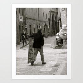 Firenze #02 Art Print