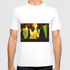 Cotton Club Legends Mens Fitted Tee MEDIUM White