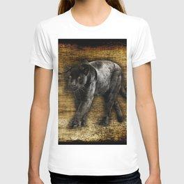 Wild Black Jaguar T-shirt