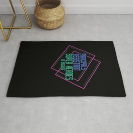 Assistant Principals Are Heroes Rug