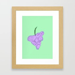 It Is Better To Feel Something Than Nothing At All Framed Art Print