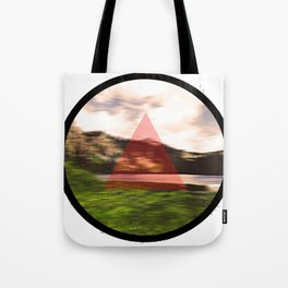 Motion Forest Tote Bag