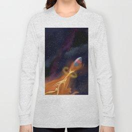 rocket fire Long Sleeve T-shirt