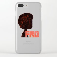 A FRO Clear iPhone Case