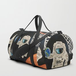 Space Games Duffle Bag