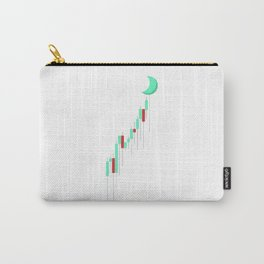 Candle to the MOON Carry-All Pouch