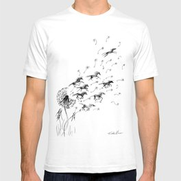 If Wishes Were Horses T-shirt