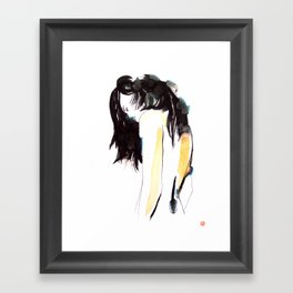 Night Creatures No.1 Framed Art Print