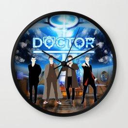 The Doctor Shine Wall Clock