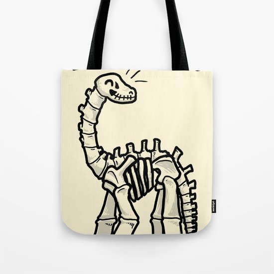 Big Boned Tote Bag