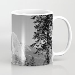 Yosemite Vanlife (Black & White) Series Coffee Mug