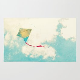 Our Heart is Like a Kite Rug