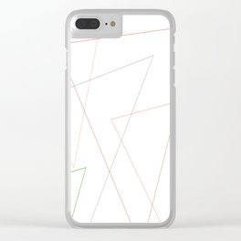 wildfree Clear iPhone Case