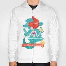 Little Mermaid Hoody
