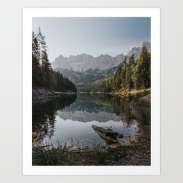 Lake View - Landscape and Nature Photography Art Print
