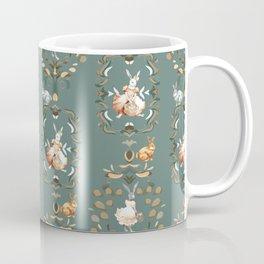 Dressed Easter bunnies 1a Coffee Mug
