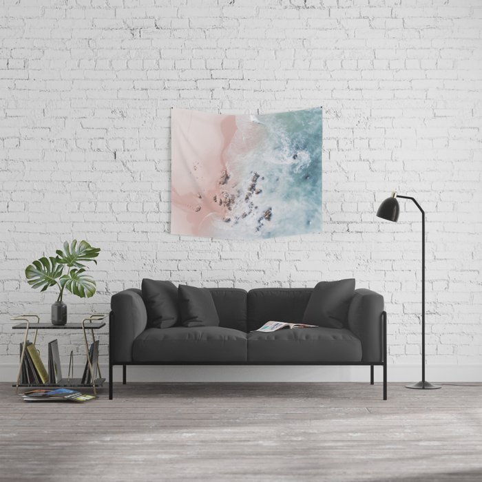 sea bliss Wall Tapestry