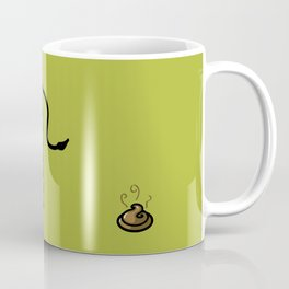 Pooping Cow Coffee Mug
