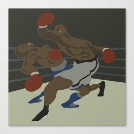Right Cross Canvas Print