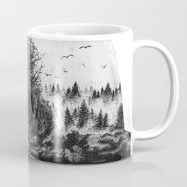 Your Mind is a Wilderness Coffee Mug