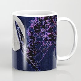 Think of Something Beautiful When the Proverbial Stuff Hits the Fan Coffee Mug
