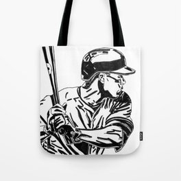 Aaron Judge Tote Bag