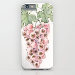 A Bunch of Eyes iPhone Case