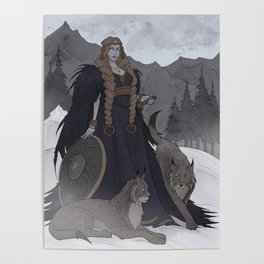 Freyja Poster