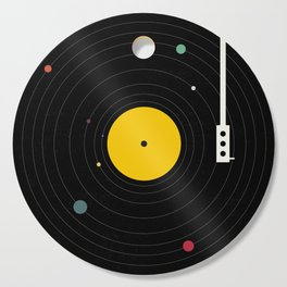 Music, Everywhere Cutting Board