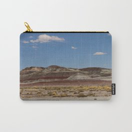 Blue Mesa Area - Petrified Forest Carry-All Pouch