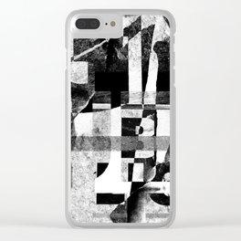 Typefart 008 Clear iPhone Case