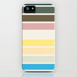 The colors of - Nausicaa iPhone Case
