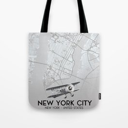New York New York United states Tote Bag