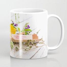 Beautiful Things Await You Coffee Mug
