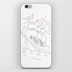 SHIP iPhone & iPod Skin