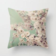 Spring Daydream Throw Pillow