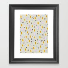 Abstract 002 Framed Art Print