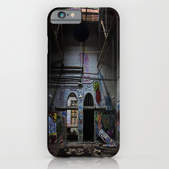 The Warehouse iPhone & iPod Case