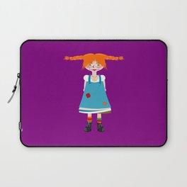 Red Head Laptop Sleeve