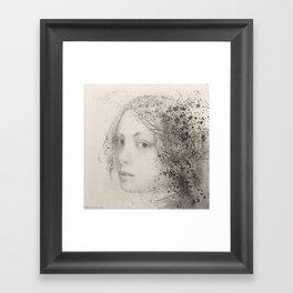 Retrodiva Framed Art Print