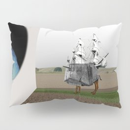 the truth is dead · expansion X Pillow Sham