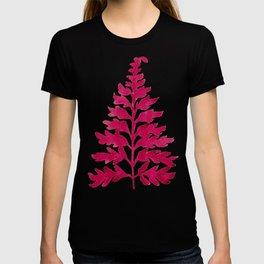 Pink Fern T-shirt