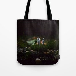 Strictly Business the landing  Tote Bag