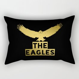 Fly The Eagles Rectangular Pillow