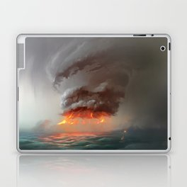Hot Tower Laptop & iPad Skin