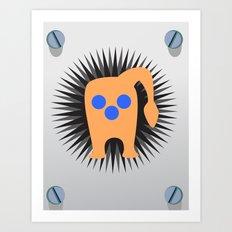 Simple Ideas Art Print