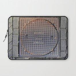 manhole Amsterdam Laptop Sleeve